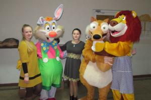 21 октября на базе средней школы № 66 г. Минска состоялось праздничное мероприятие, посвященное Покрову Пресвятой Богородицы и Дню матери.