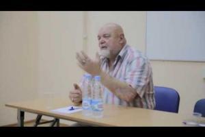 Embedded thumbnail for Theology против метафизики: основы политической мысли в XXI столетии